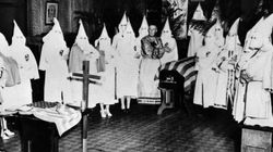 Police Are Investigating 'KKK Costumes' Worn Outside An Islamic Prayer