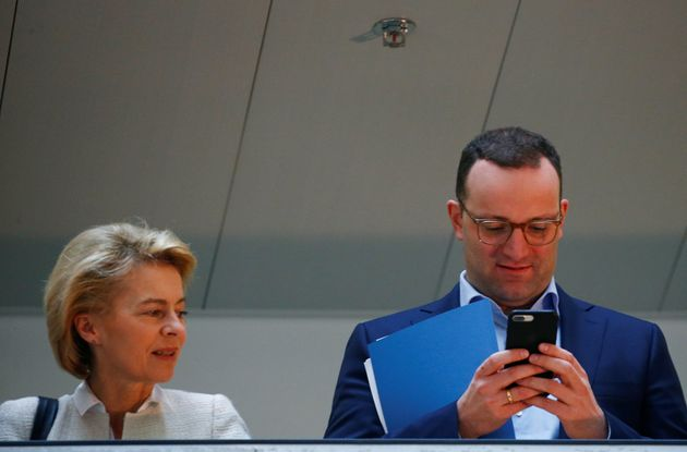 Μέρκελ τέλος από την αρχηγία του CDU. Τα πρώτα «δηλητηριώδη»
