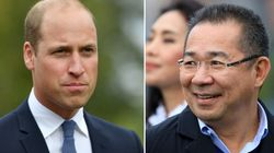 Prince William Praises Leicester City Owner Killed In Helicopter