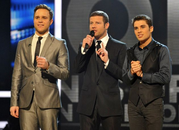 Olly Murs Reveals His 'X Factor' Experience Left Him In Need