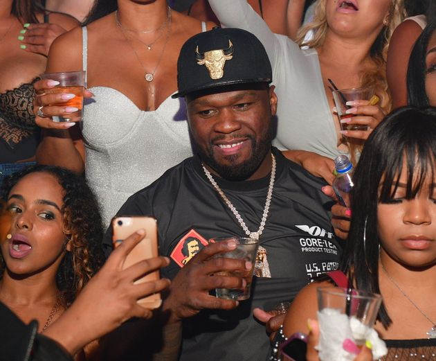50 Cent est allé très loin pour vider les premiers rangs du concert de son