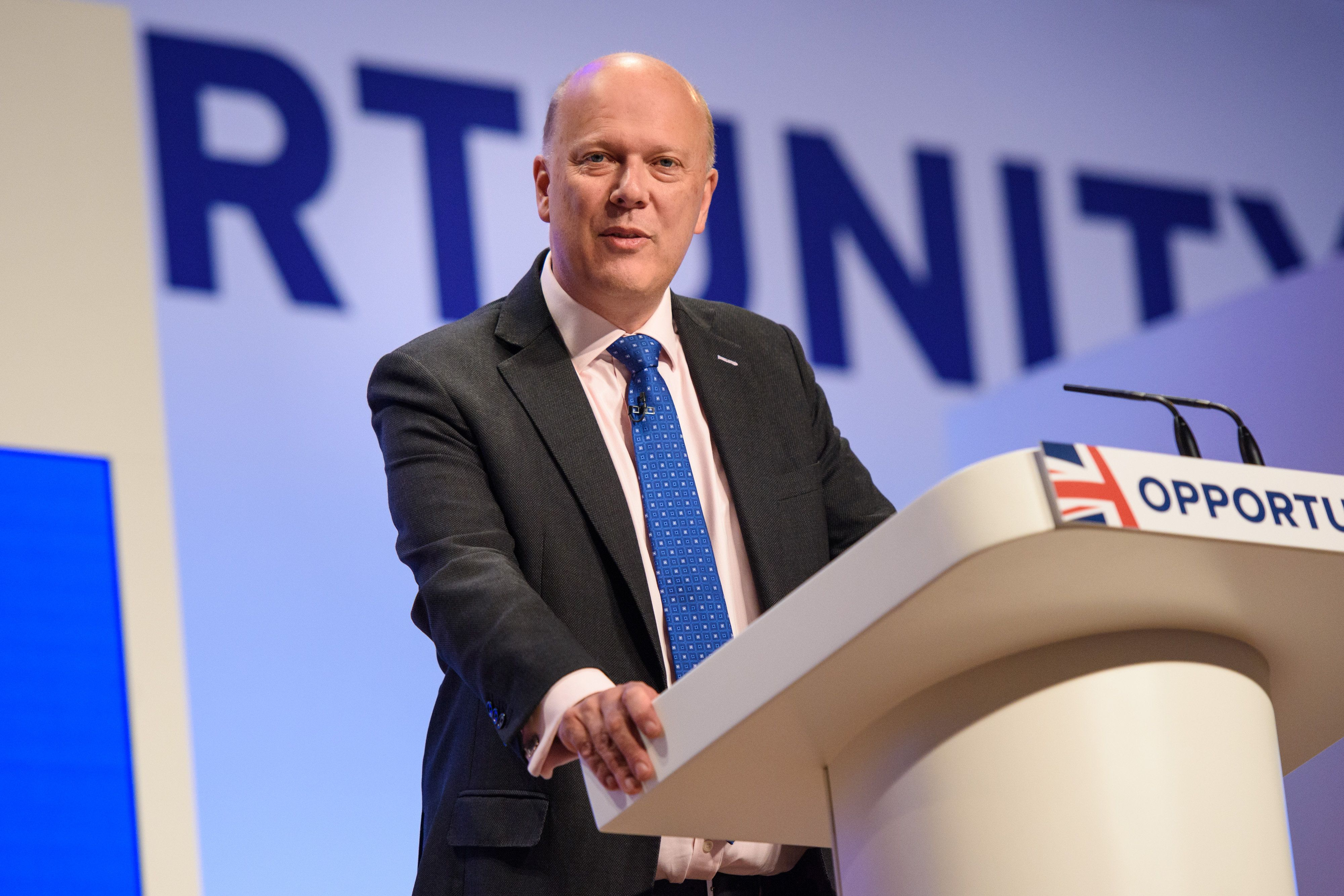 Talks On Post-Brexit Flights Have Not Started Yet, Chris Grayling
