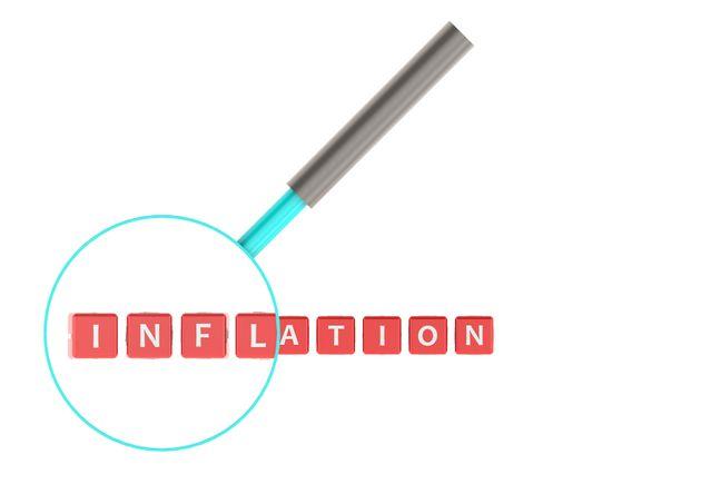 L'inflation moyenne annuelle à 4,7% jusqu'à septembre