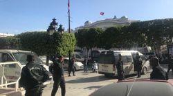 Attentat au centre-ville de Tunis: Au moins 8 policiers et un civil blessés selon un bilan