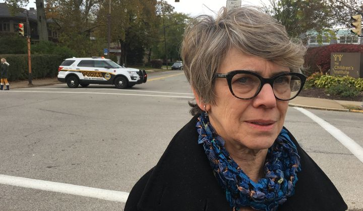 Susan Friedberg Kalson says a co-worker of hers was killed at Saturday's mass shooting at the Tree of Life temple in Pittsburgh.