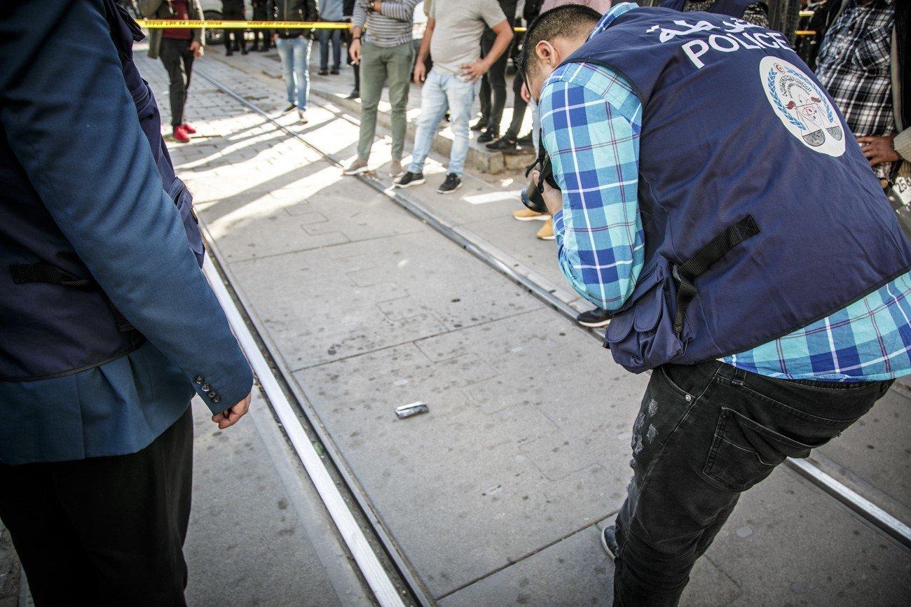 Un attentat-suicide perpétré au centre ville de