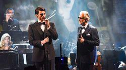 Ο Αντρέα Μποτσέλι συνεργάζεται με τους Εντ Σίραν και Dua Lipa για το νέο του