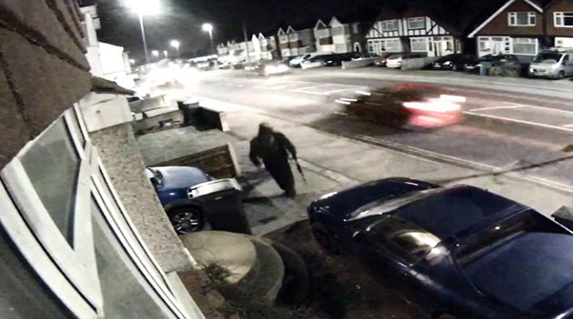 CCTV of Craig