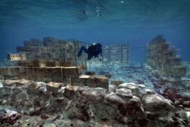 Παυλοπέτρι: Η αρχαία ελληνική, βυθισμένη πόλη που