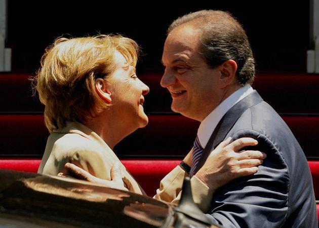 13 χρόνια Μέρκελ, 6 Ελληνες πρωθυπουργοί - Η πολύπαθη σχέση της με τους ηγέτες της