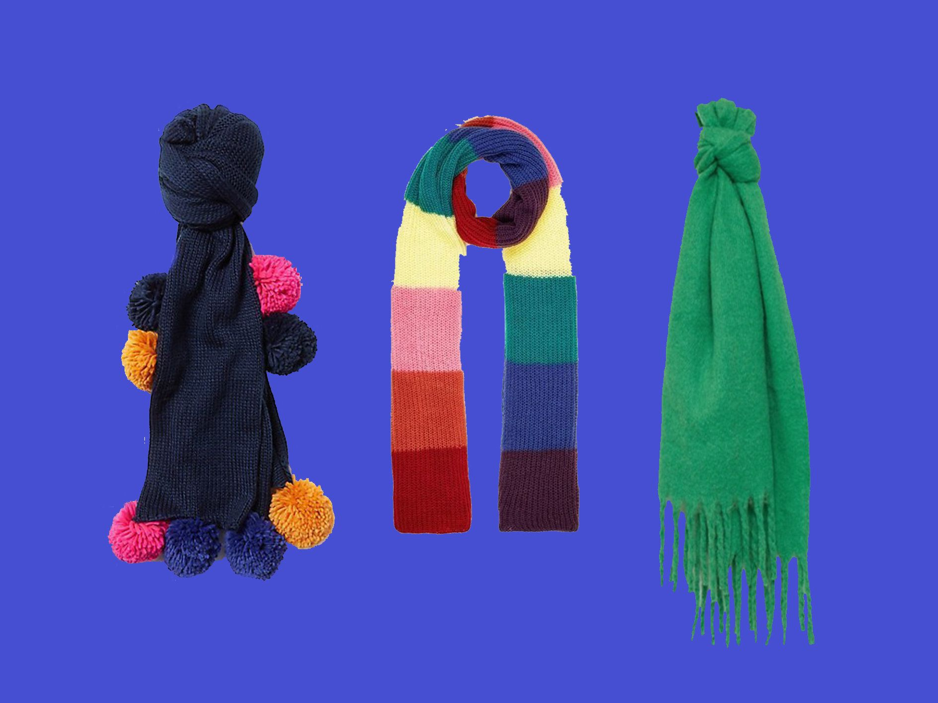 7 Colourful Scarves You Need To Add To Your Winter
