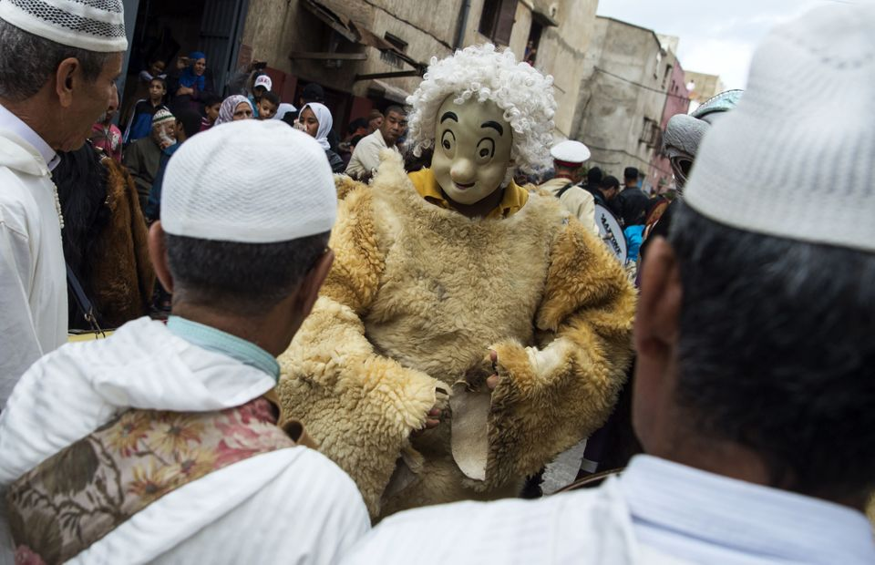 Cette année, le festival Boujloud à Salé avait des airs de