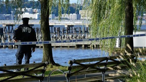 Bodies of two sisters found taped together on NY river bank