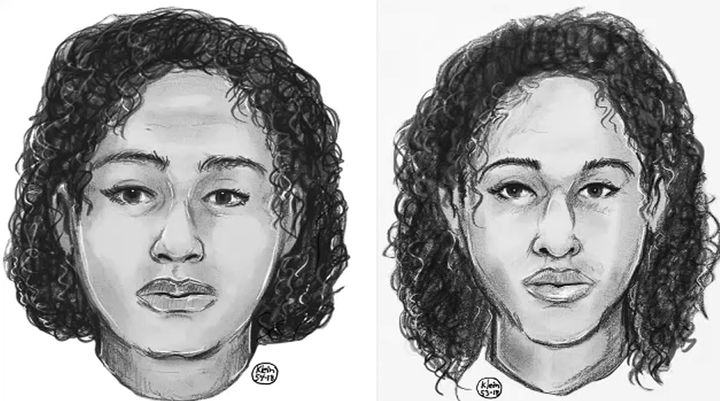 Police have identified the two women whose duct-taped bodies were found washed up from the Hudson River as sisters.
