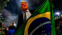 Trump And Global Far Right Celebrate Brazil Authoritarian's Presidential