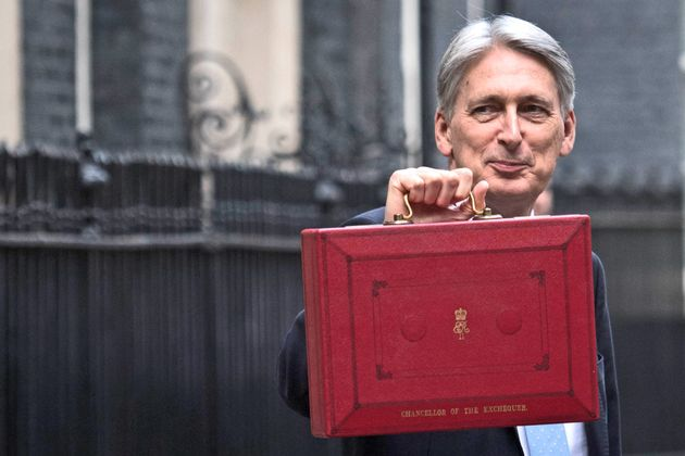 Chancellor Philip Hammond set out his Autumn Budget on Monday