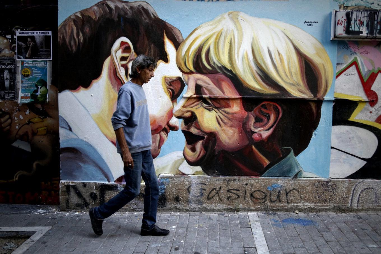 13 χρόνια Μέρκελ, 6 Ελληνες πρωθυπουργοί - Η πολύπαθη σχέση της με τους ηγέτες της Ελλάδας