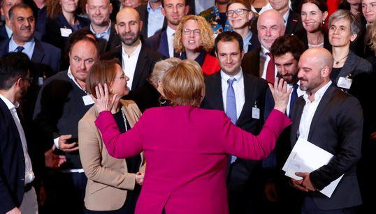 Der Merkel-Abgang im 24-Stunden-Protokoll: Wie sich das Polit-Drama