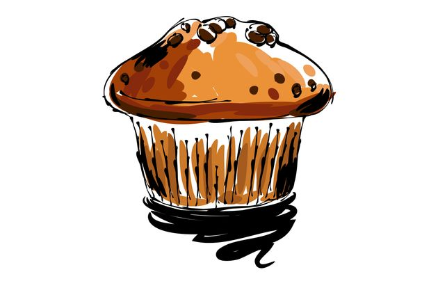 A muffin for breakfast is probably worse than no breakfast at