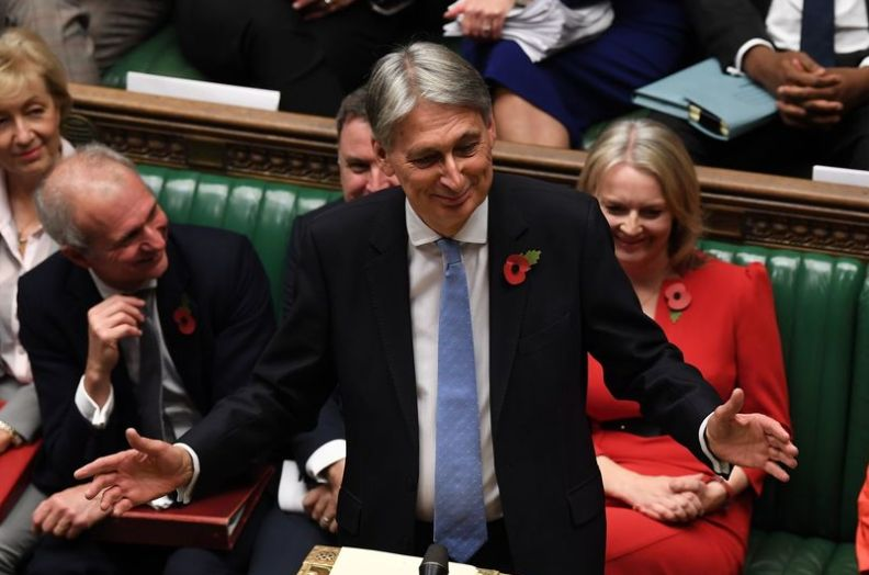 Philip Hammond Made A Series Of Dad Jokes In The Budget – And They Completely