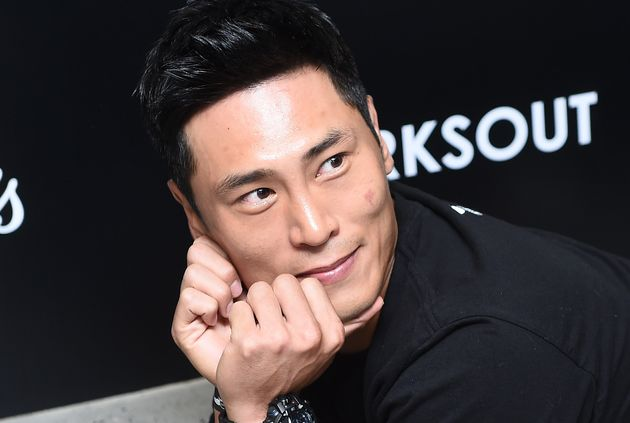 개그맨 김재우가 결혼 5년 만에 인스타를 통해 전한