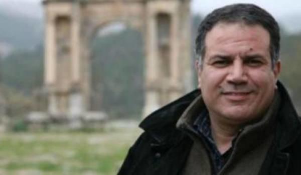 Le journaliste Saïd Chitour évacué à l'hôpital la nuit dernière