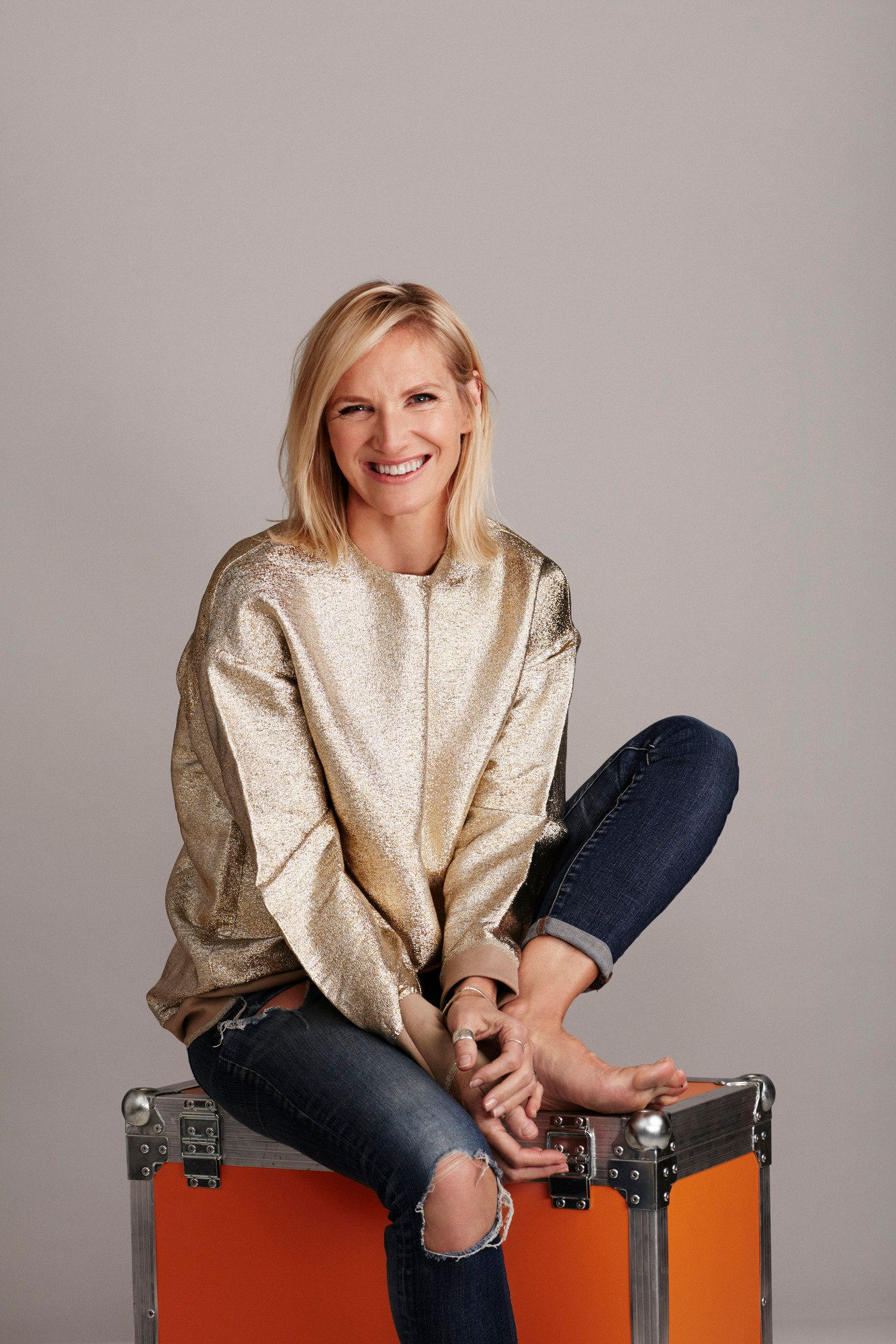Jo Whiley Admits It Was 'Hard To Walk Out The Front Door' After Radio 2 Drivetime