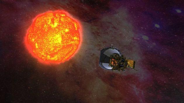 Ρεκόρ από το Parker Solar Probe της NASA: Πιο κοντά στον Ήλιο από οποιοδήποτε άλλο