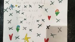 'You Are Speshl': 10 Times Kids Made The Cutest Letter Writers