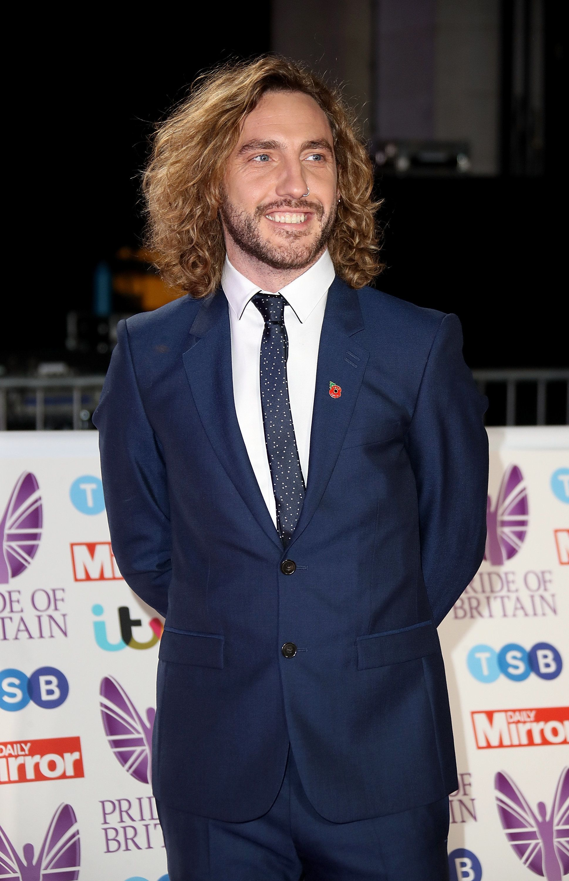 Seann Walsh Addresses 'I'm A Celebrity' Rumours, Following 'Strictly'
