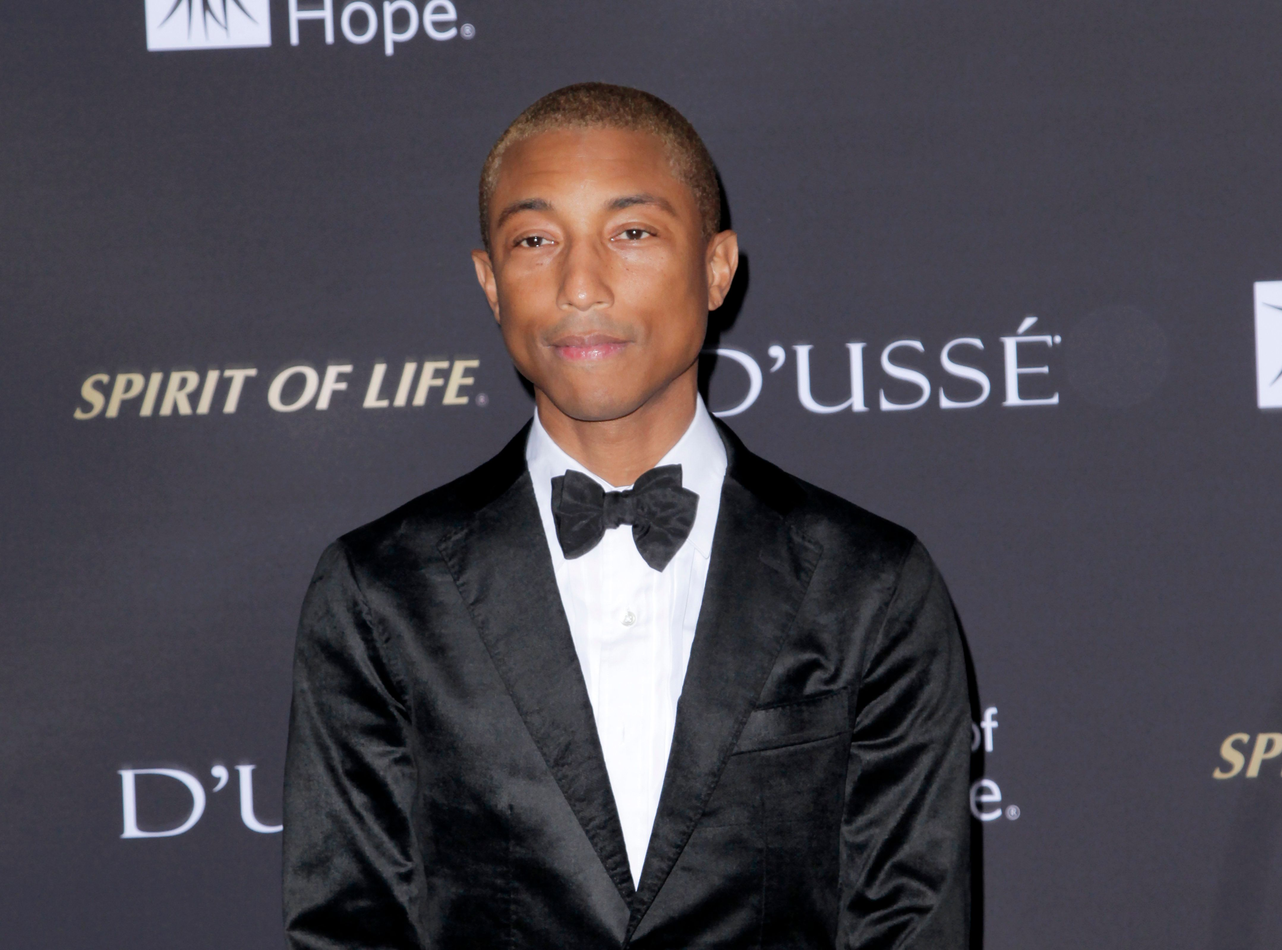 Pharrell Sends Trump Cease And Desist After He Used 'Happy' At A Rally On Day Of Synagogue