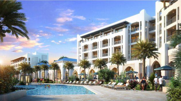 La groupe Marriott International lance au Maroc la chaîne hôtelière de luxe St