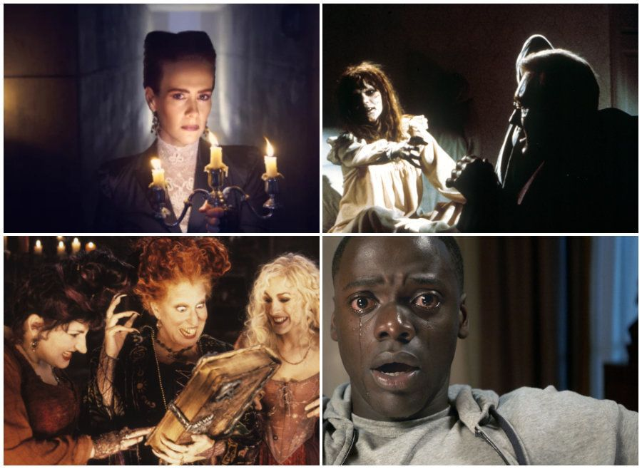 13 Best Halloween Films And Spooky TV Shows To Enjoy On NOW