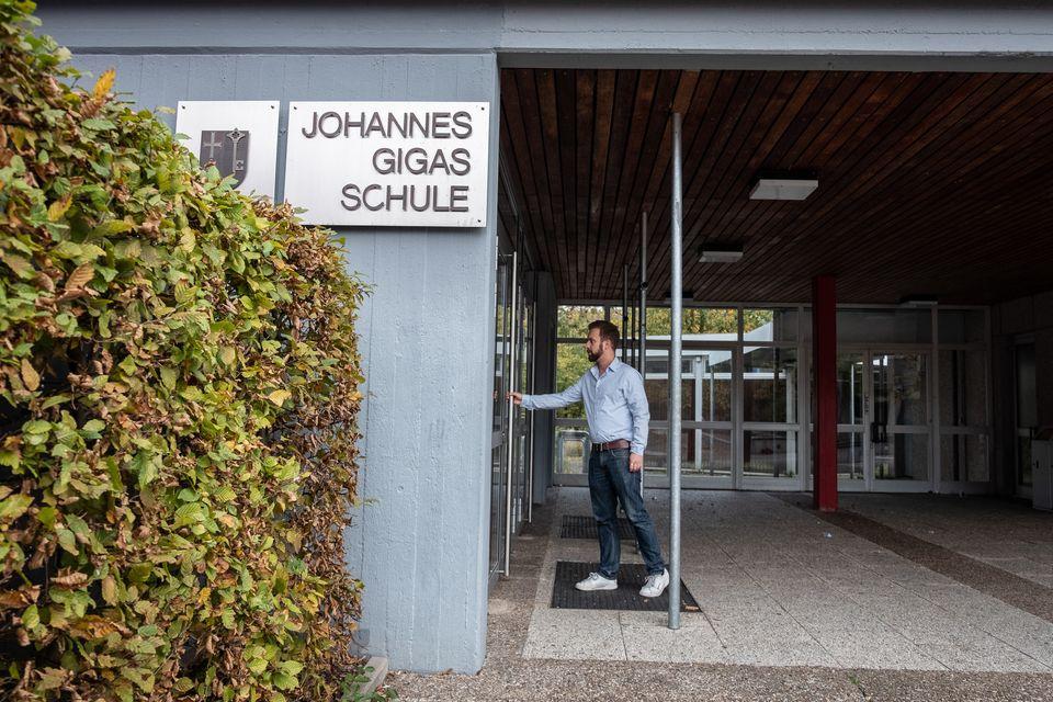 Ortstermin: Hinter den Türen der Johannes-Gigas-Schule verbergen sich einige