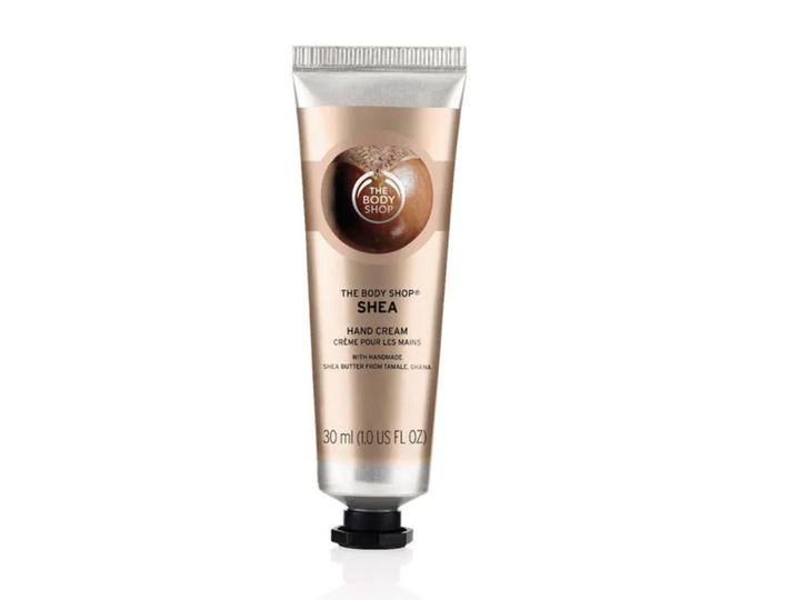 5 Hand Creams Compared The Body Shop, Soap & Glory, The