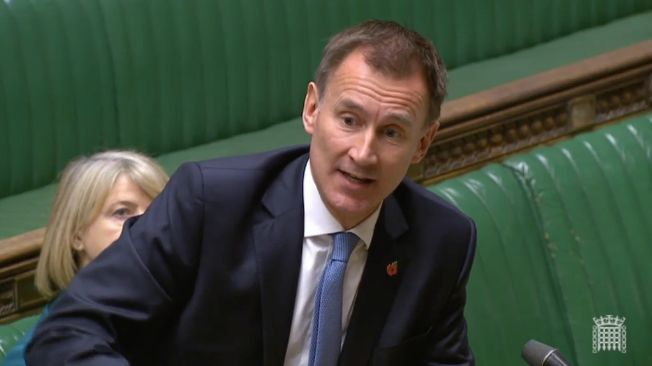 Jeremy Hunt Doubles Down On Comparing EU To Soviet