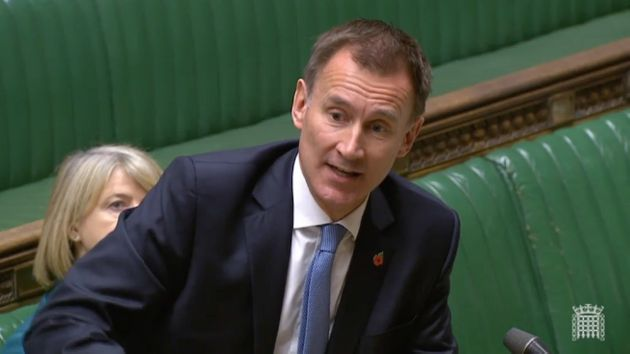 Foreign Secretary Jeremy Hunt has repeated controversial comments likening the EU to the Soviet