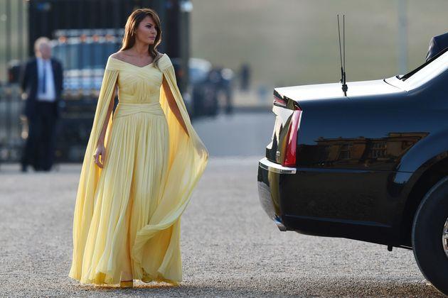 Τα 12 πιο ακριβά λουκ που έχει φορέσει η Μελάνια