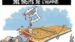 Un concours de caricatures pour promouvoir les droits de