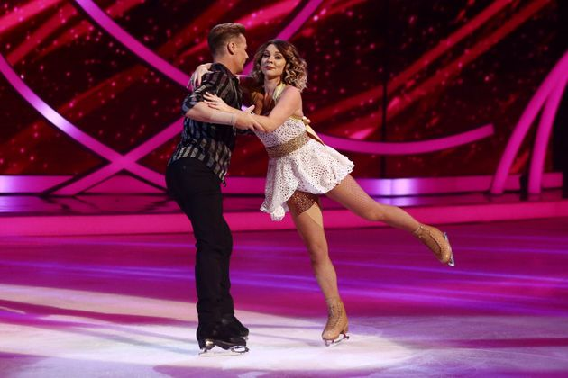 Candice Brown appeared on the 2018 reboot of 'Dancing On