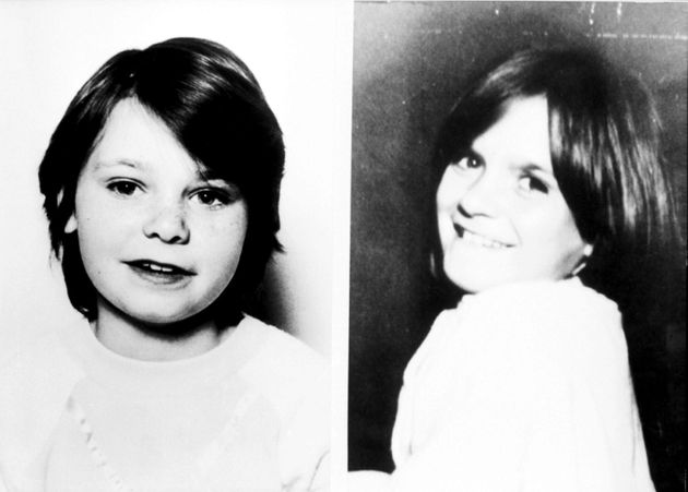 Nine-year-olds Nicola Fellows and Karen Hadaway were murdered 32 years