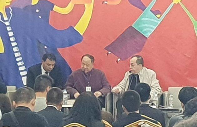 Un chinois à Alger: Mo Yan, un Nobel et un continent humain à