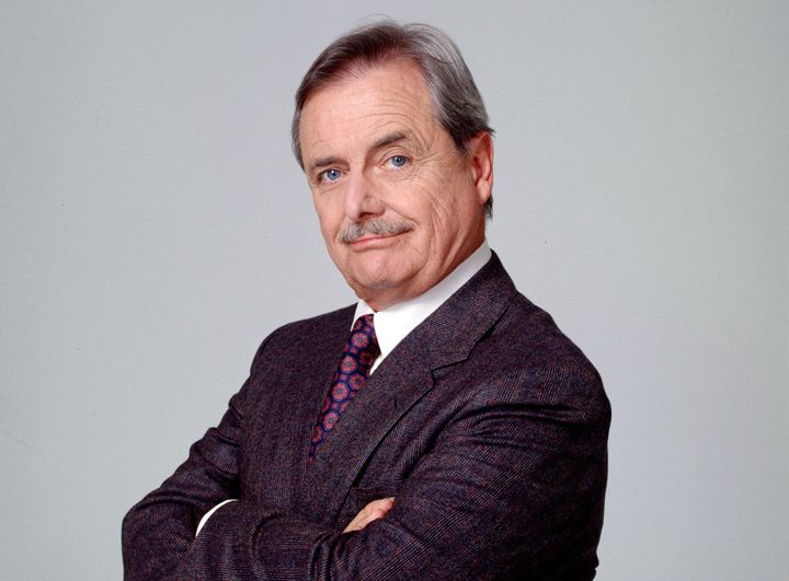 Actor William Daniels rose to the occasion when someone tried to break into his home.