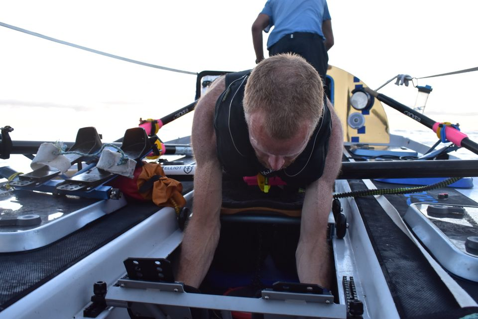 I'm The First Person With Parkinson's To Row Across An Ocean - Returning To Normal Life Is My Next