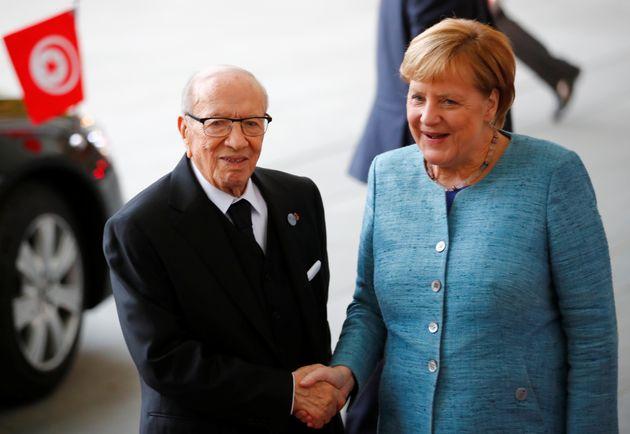 Béji Caid Essebsi invite les investisseurs allemands et européens à profiter du climat d'affaires en