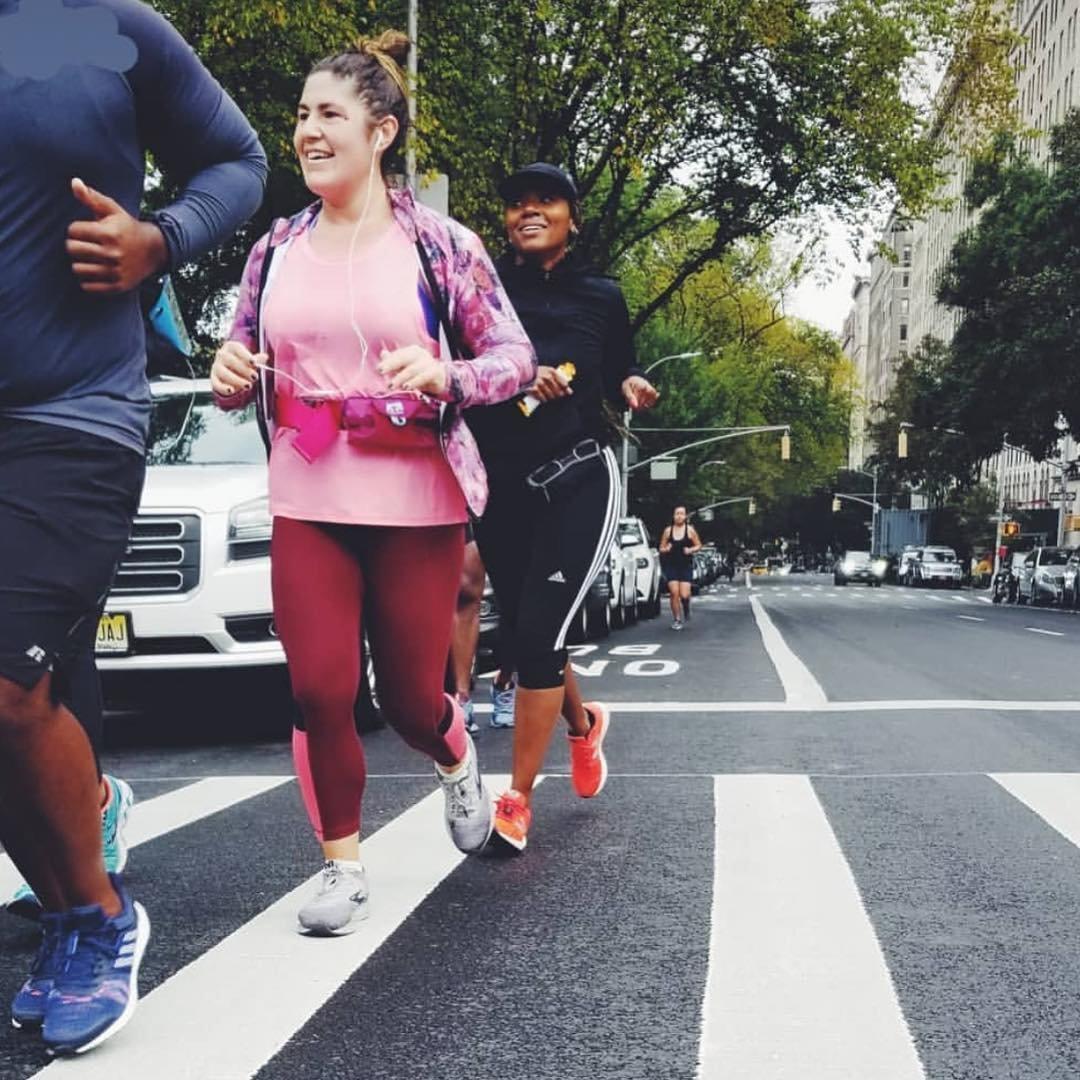 En un año pasé de no correr más de 2 km a terminar la maratón de Nueva