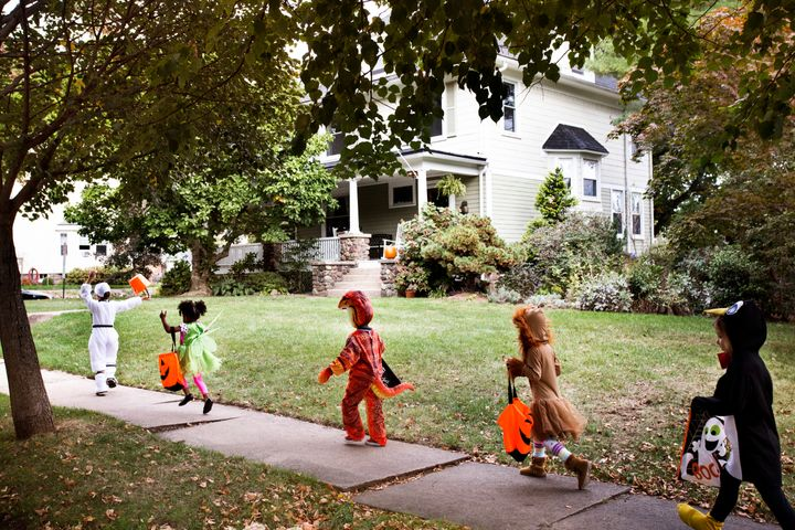 For many parents, another Halloween means having another children's costume at home. Here are three things to do with old costumes.