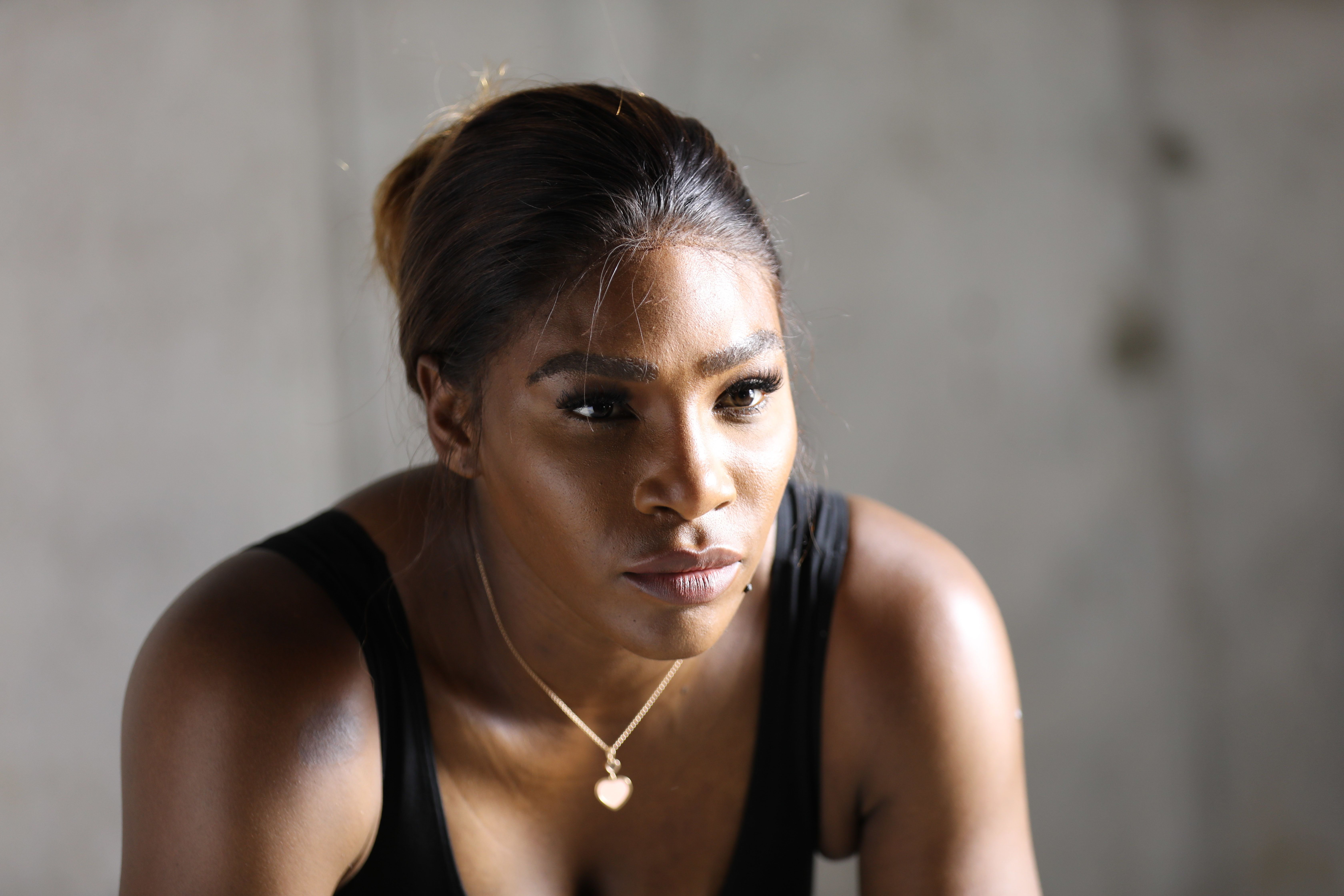 Serena Williams is this year's ambassador for the Allstate Foundation Purple Purse, which seeks to end domestic violence through financial empowerment.