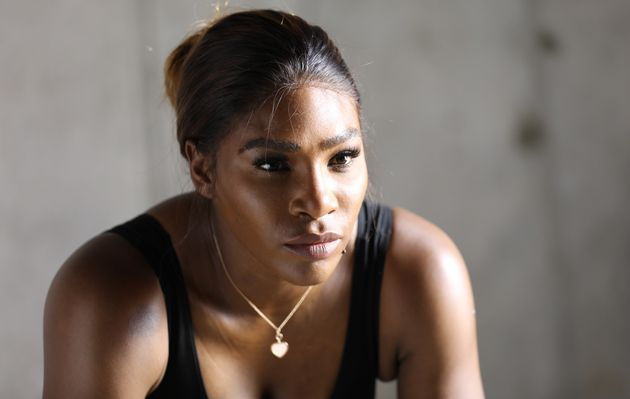Serena Williams is this year's ambassador for the Allstate Foundation Purple Purse, which seeks to end...