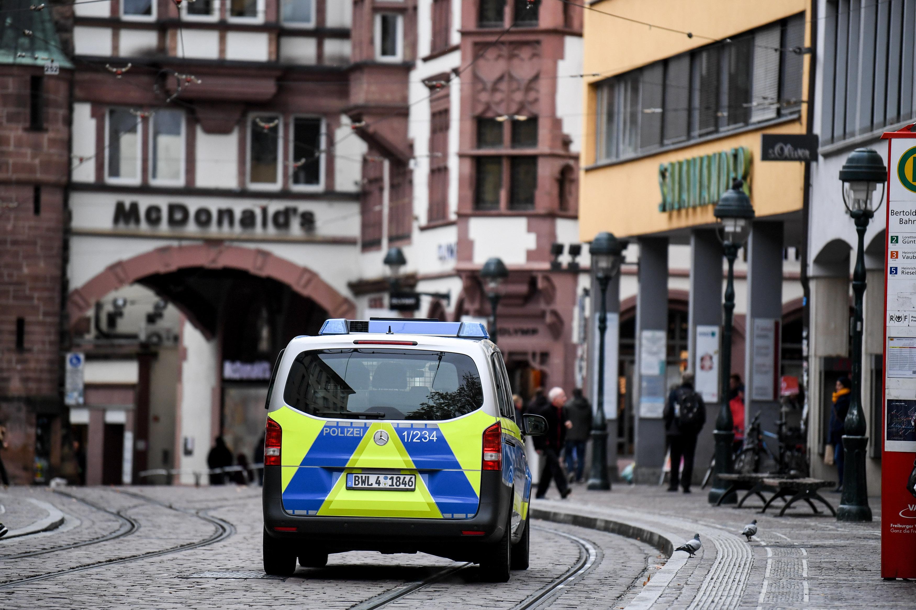 Vergewaltigung in Freiburg: Polizei geht gegen Fake-News über AfD-Demo